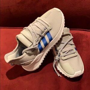 New Adidas U Path Unisex Kids Running Shoes